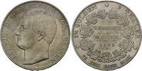 Doppeltaler 1840, Hessen-Darmstadt, Ludwig II., 1830-1848 vz-st  695,00 EUR kostenloser Versand