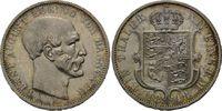 Taler 1848 B, Hannover, Ernst August, 1837-1851, st  450,00 EUR kostenloser Versand