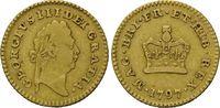 1/3 Guinea 1797 Großbritannien, Georg III., 1760-1820, ss  465,00 EUR kostenloser Versand