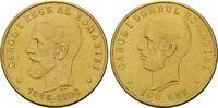 100 Lei (1906) Rumänien, Karl I., 1866-1914 ss-vz  3595,00 EUR3450,00 EUR kostenloser Versand