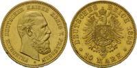Preussen, 10 Mark 1888 A, Friedrich III., 1888, PP