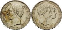Belgien, 5 Francs Leopold I 1830-1865,