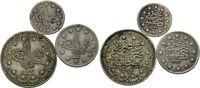 5 Kurush 1293/33=1907 Türkei, Abdul Hamid II., 1876-1909, 3 Stk., ss-vz  23,00 EUR kostenloser Versand