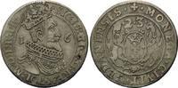Ort =1/4 Taler 1623 Polen, Sigismund III., 1587-1632, gutes ss  185,00 EUR kostenloser Versand