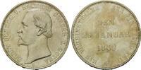 Vereinstaler 1869, Sachsen-Coburg-Gotha, Ernst II., 1844-1893, vz  275,00 EUR kostenloser Versand