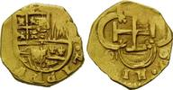 2 Escudos o.J. (1610-1621) Spanien, Philipp III., 1598-1621, Sevilla, ss+  985,00 EUR kostenloser Versand