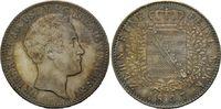Konventionstaler 1837, Sachsen, Friedrich August II., 1836-1854, vz+  470,00 EUR kostenloser Versand