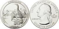 USA, Quarter Dollar Florida - Everglades (1/4 $),
