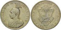 2 Rupien 1894 Deutsch Ostafrika, Wilhelm I...