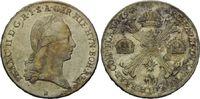 Kronentaler 1794 B Haus Habsburg, Franz II., 1792-1797, f.vz/vz  95,00 EUR kostenloser Versand