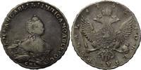Rubel, 1755, Russland, Elisabeth Petrovna, 1741-1761 ss  435,00 EUR kostenloser Versand