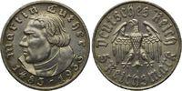 5 Reichsmark 1933, Drittes Reich, Martin L...