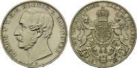 Vereinstaler 1866 B, Hannover, Georg V., 1851-1866, f.st-st  167,00 EUR kostenloser Versand