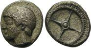 Hemidrachme um 450 v. Chr. Bithynien, Kalc...