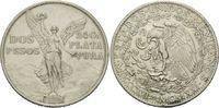Mexiko, 2 Pesos Unabhängigkeit,