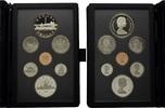 KMS 1984, Kanada, Royal Canadian Mint Proof-Set mit 1 Dollar 150 J. Tor... 19,95 EUR kostenloser Versand