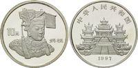 10 Yuan 1997, China, Hofdame - Gartenpagode in der verbotenen Stadt in ... 98,00 EUR kostenloser Versand