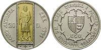 20 Diners 1994, Andorra, Zollunion mit der EG - Petrus III., König von ... 95,00 EUR kostenloser Versand