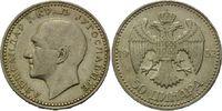 50 Dinara 1932, Jugoslawien, Alexander I., 1921-1934, min.Randfehler, ss  59,00 EUR kostenloser Versand