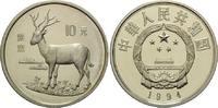 10 Yuan 1994, China, Davidshirsch, offene PP  78,00 EUR kostenloser Versand