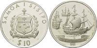 10 Tala 1992, Samoa, Geschichte der Seefahrt - Flotte von Jacob Roggeve... 29,00 EUR kostenloser Versand