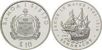 10 Tala 1996, Samoa, Geschichte der Seefahrt - Segelschiff Eendracht vo... 29,00 EUR kostenloser Versand