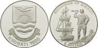 5 Dollars 1996, Kiribati, Geschichte der Seefahrt - John Byron vor Freg... 29,00 EUR kostenloser Versand