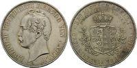 Konventionstaler 1863, Anhalt-Dessau, Leopold Friedrich, 1817-1871, fle... 180,00 EUR  plus 9,90 EUR verzending