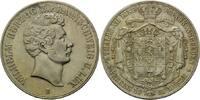 Braunschweig-Wolfenbüttel, 2 Vereinstaler = 3 1/2 Gulden Wilhelm,