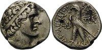 AR Tetradrachme 119/118 v.Chr., Ägypten, P...