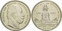 Brandenburg-Preussen, Medaille 1897, st Wilhelm I.
