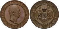 Deutsches Kaiserreich, Medaille 1890, vz+ Bismarck