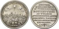 Rothenburg ob der Tauber, Medaille 1744, sehr selt