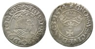 Groschen 1534 Danzig, Stadt, Sigismund I., 1506-1548, ss  55,00 EUR kostenloser Versand