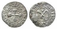 Frankreich, Bistum Valence, Denar Anonym, 13.-15.Jahrhundert,