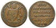 Baiocco 1801 R, Rom Vatikan, Kirchenstaat, Pius VII., 1800-1823, ss/ss+  39,00 EUR kostenloser Versand