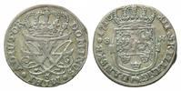 12 Skilling 1716 BH, Dänemark, Frederik IV., 1699-1730, ss  65,00 EUR kostenloser Versand