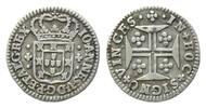 Portugal, 60 Reis =3 Vintens Johannes V., 1706-1750,