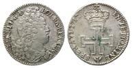 Teston 1713 Frankreich, Lothringen, Leopold I., 1697-1729, ss+  178,00 EUR kostenloser Versand