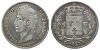 Frankreich, 5 Francs Karl X., 1824-1830,
