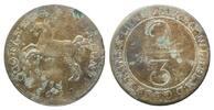 Braunschweig und Lüneburg, Linie Lüneburg-Celle, Gulden =2/3 Taler Georg Wilhelm, 1665-1705,