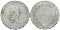 Taler 1819, Hessen-Kassel, Wilhelm I., 1803-1821, kl.Sf., ss  95,00 EUR kostenloser Versand