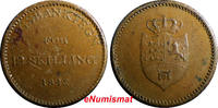 World Coins 1 Cent Canada George VI Bronze 1938   NGC MS63 RD FULL RED BU KM# 32