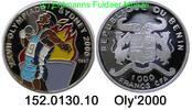 Benin(Dahomey) 1000 Francs *48 KM21 . 152.0130.10