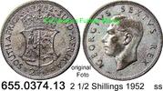 Südafrika South Africa 2 1/2 Shillings *60 KM39.2