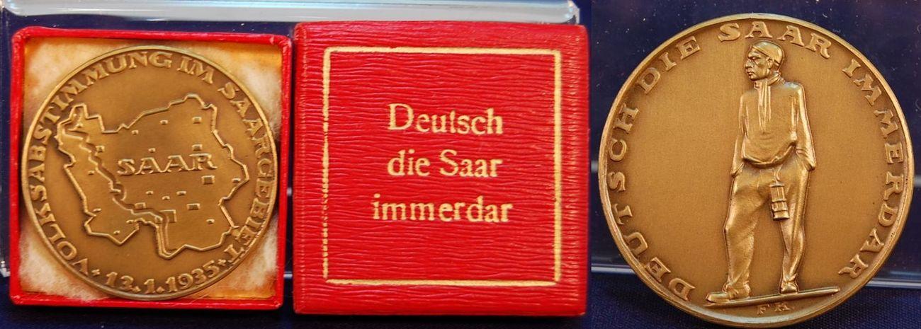 Saarland Volksabstimmung