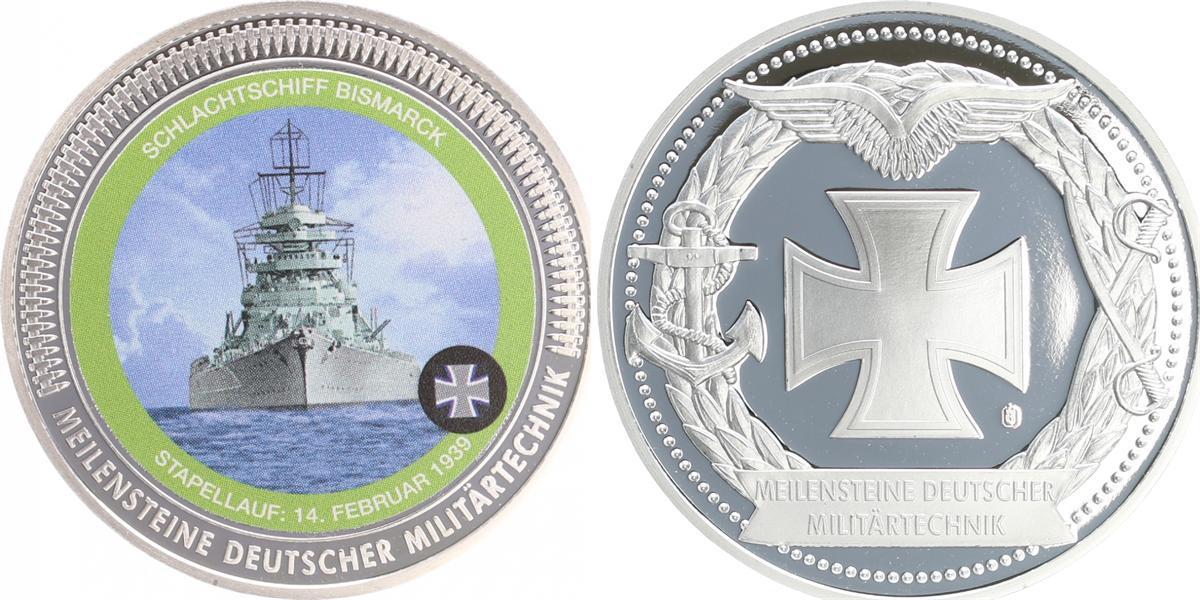 Medaille Deutsche Militärtechnik 1939 Deutschland 2weltkrieg