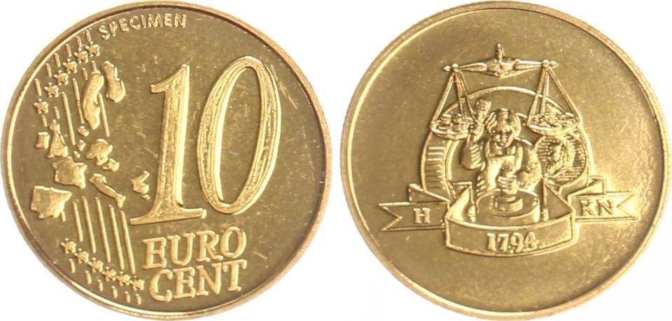 10 Cent 1998 österreich Birmingham Probe österreich