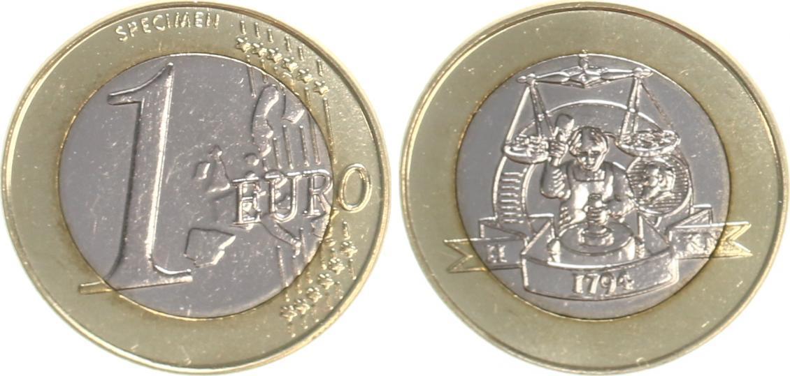 1 Euro 1998 österreich Birmingham Probe österreich
