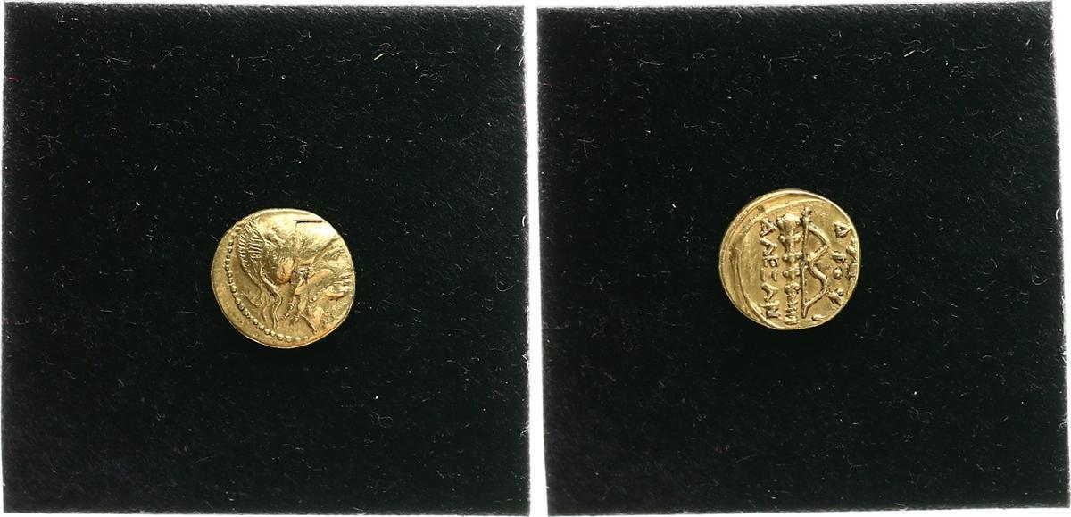 14 Goldstater Alexander Der Große 336 323 Vchr Antikes
